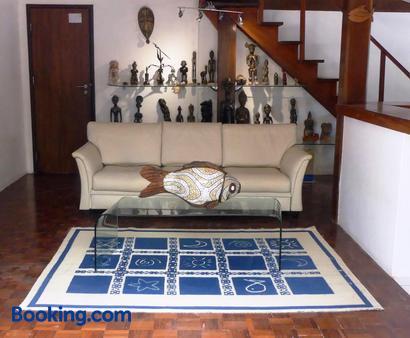 Pousada O Refúgio - Jijoca de Jericoacoara - Living room