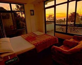 Hotel New Dragon - Nagarkot - Bedroom