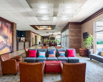 Four Points by Sheraton Chicago O'Hare Airport - Schiller Park - Lobby