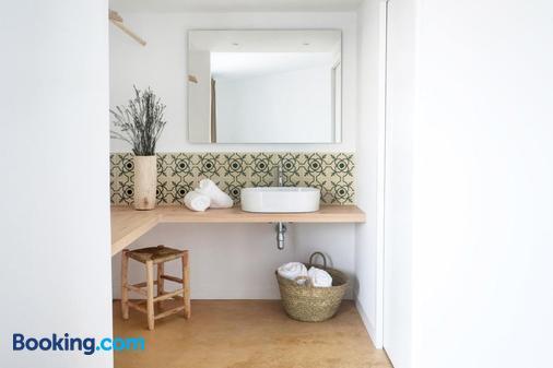 Agroturismo Ses Talaies - Ciutadella de Menorca - Bathroom
