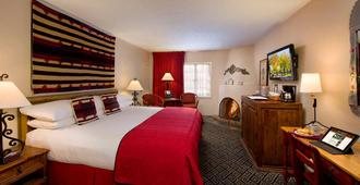 Inn Of The Governors - Santa Fe - Camera da letto
