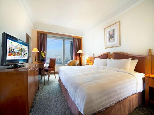 Harbour Plaza North Point - Hong Kong - Chambre