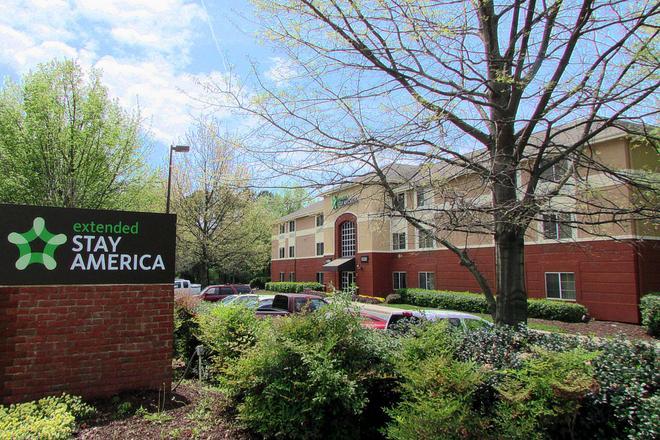 Extended Stay America - Atlanta - Perimeter - Peachtree Dunwoody - Atlanta - Rakennus
