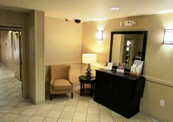 亞特蘭大 - 周界 - 桃樹鄧伍迪美洲長住酒店 - 亞特蘭大 - 亞特蘭大 - 大廳