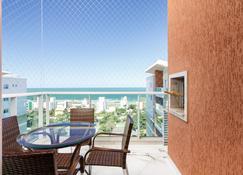 Apartamento Aloha Brava - Itajaí - Balcón