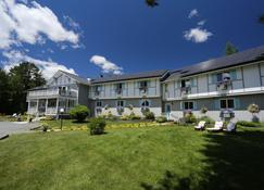 Carlson's Lodge - Twin Mountain - Building