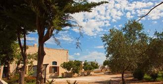B&B Terra Serena - Santa Cesarea Terme - Vista del exterior