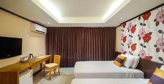 A2 Hotel Bangkok - Bangkok - Bedroom