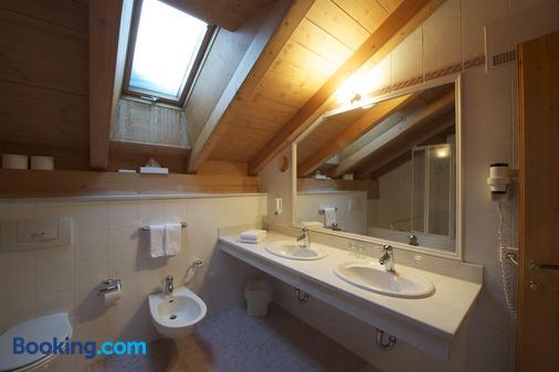 Sporthotel Panorama - Corvara in Badia - Bathroom