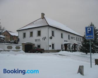 Hotel Kovarna - Decin - Gebouw