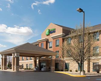 Holiday Inn Express Gas City - Gas City - Gebäude