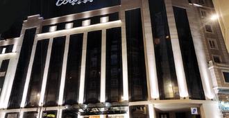Silken Coliseum - Santander - Bygning