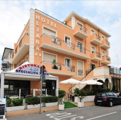 Liana - Rimini - Building