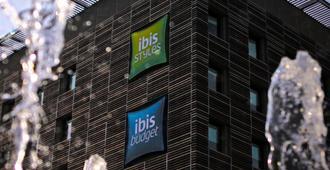 Ibis Budget Nimes Centre Gare - Nimes - Building