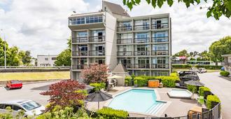 大使品質酒店 - 漢彌爾頓 - 漢密爾頓 - 建築