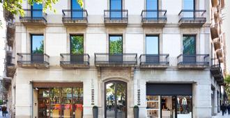 Hotel Condes de Barcelona - Barcelona - Building