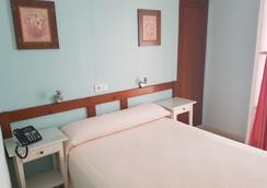 Hostal Bahía - Cadice - Camera da letto