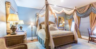 1840s Carrollton Inn - בולטימור - חדר שינה