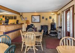 Rodeway Inn Pronghorn Lodge - Lander - Lobby