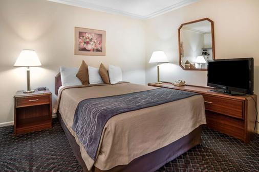 Rodeway Inn Pronghorn Lodge - Lander - Schlafzimmer