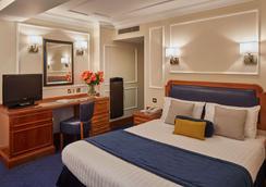 Lancaster Gate Hotel - London - Bedroom
