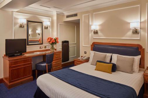 Lancaster Gate Hotel - London - Phòng ngủ
