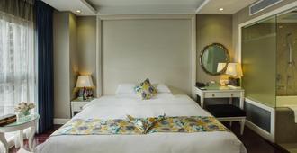 Golden Silk Boutique Hotel - Hanoi - Bedroom