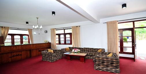 Ashley Hills - Nuwara Eliya - Living room