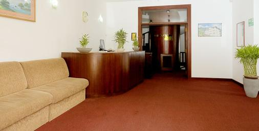 Ashley Hills - Nuwara Eliya - Front desk