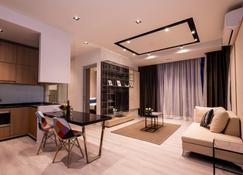Expressionz Professional Suites by MyKey Global - Kuala Lumpur - Wohnzimmer