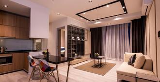 Expressionz Professional Suites by MyKey Global - Kuala Lumpur - Sala de estar