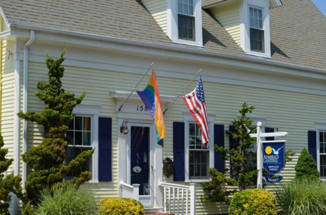 Admiral's Landing - Provincetown - Toà nhà