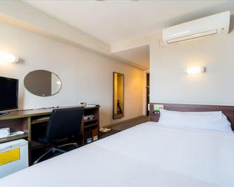 Super Hotel Ube Natural Hot Spring - Убе - Спальня
