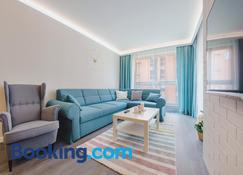 Apartamenty Sun & Snow Aura - Gdansk - Living room