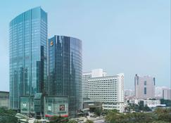 Shangri-La Qingdao - צ'ינגדאו - בניין