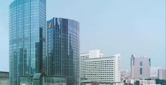 Shangri-La Hotel, Qingdao - Qingdao - Building