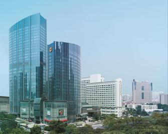 Shangri-La Hotel, Qingdao - Qingdao - Gebouw