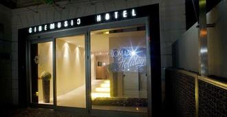 Best Western Cinemusic Hotel - Roma - Edificio