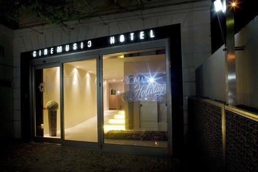 Best Western Cinemusic Hotel - Rooma - Rakennus