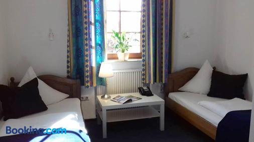 Badischer Hof - Mannheim - Living room