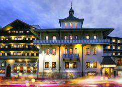 Hotel Vier Jahreszeiten Berchtesgaden - ברכטסגאדן - בניין