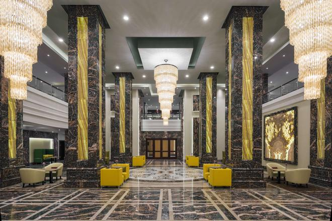 Park Inn Makkah Al Naseem - Mecca - Lobby