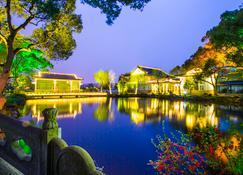 West Lake State Guest House - Hangzhou - Utsikt