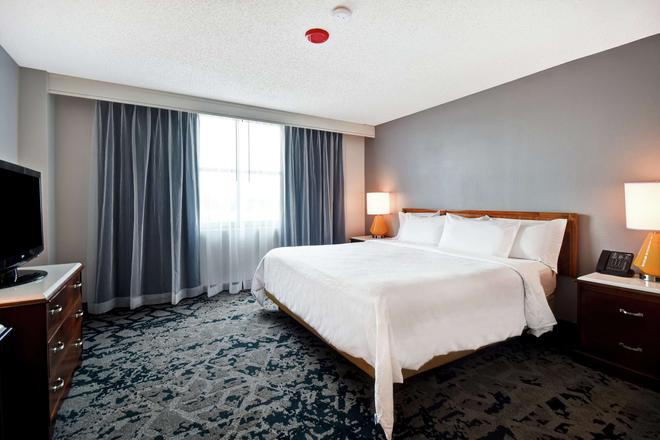Embassy Suites by Hilton Montgomery Hotel & Conference Ctr - Montgomery - Soveværelse