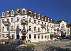 Hotel Continental - Mariánské Lázně - Byggnad