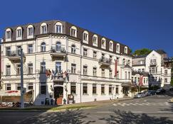 Hotel Continental - Mariánské Lázně - Toà nhà