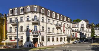 Hotel Continental - Mariánské Lázně - Building