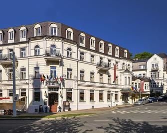 Hotel Continental - Марианске Лазне - Здание