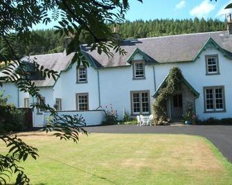 Wiltonburn Farm Hawick B&b & Self Catering - Hawick - Gebäude