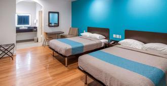 Motel 6 Houston. Tx North - Houston - Bedroom